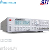 may-do-lcr-rohde-schwarz-hameg-hm8118