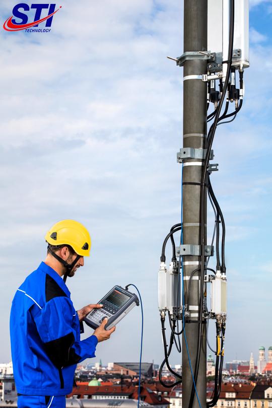 Máy đo anten feeder R&S ZPH tích hợp đo công suất - STI Việt Nam